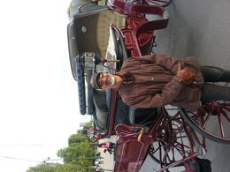 Our Driver , Charles - September 2014