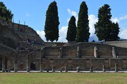 Ruins of Pompeii , Cherie B - August 2015