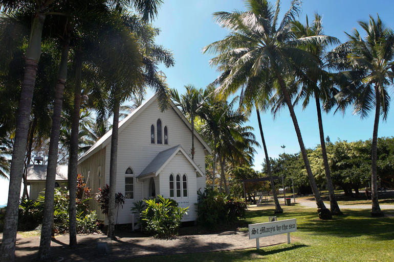 St Mary's by the Sea Chapel - Port Douglas