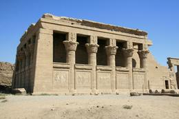 The Roman mammisi, or birth house, Temple of Hathor, Dendera, Egypt - June 2011
