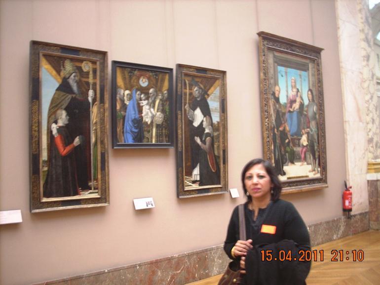 The fascinating gallery - Paris