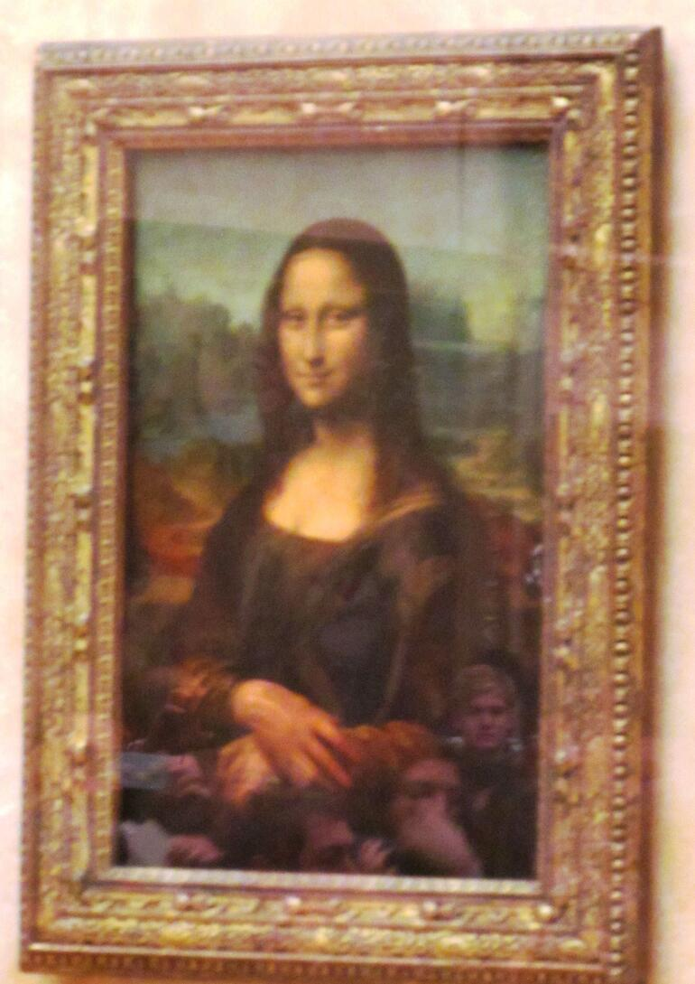 The Mona Lisa - Paris