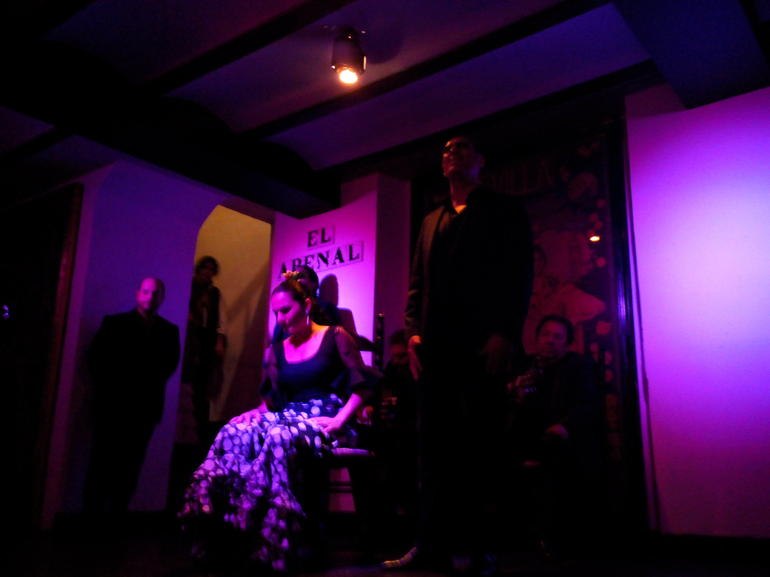 Skip the Line: Flamenco Show at Tablao Flamenco El Arenal in Seville Ticket photo 12