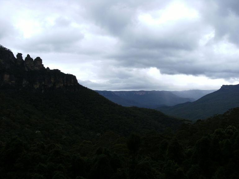 The Three Sisters - Sydney
