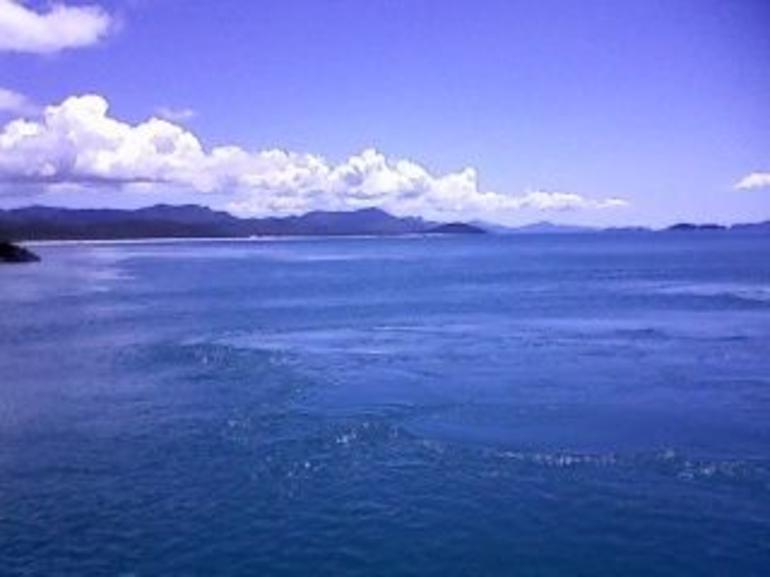 To Whitehaven - Airlie Beach