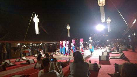 Traditional Khantoke Dinner and Show from Chiang Mai 2017 ...
