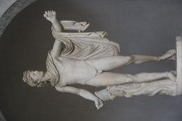 Vatican Museum , Andrea T - December 2015