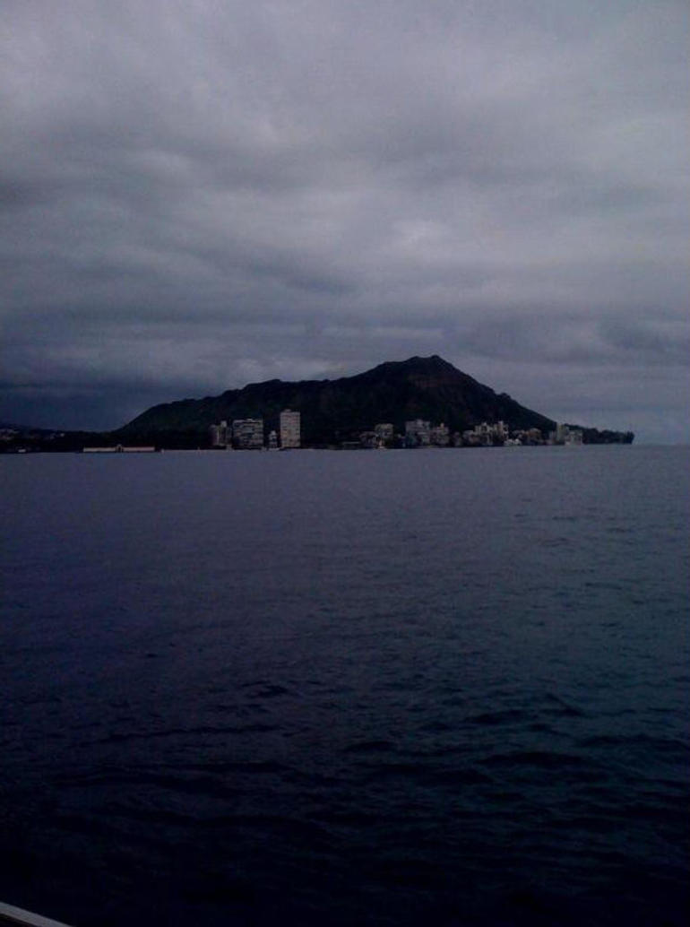 View of Diamond Head - Oahu