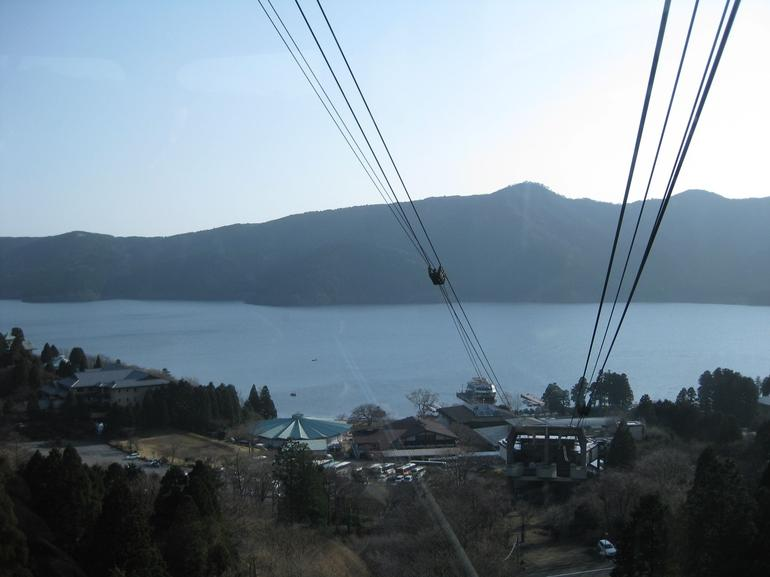View on Lake Ashi - Tokyo