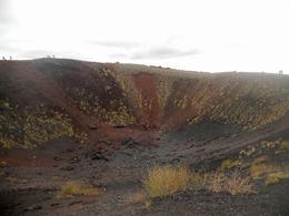Mt Etna visitor area , Melody M - November 2016