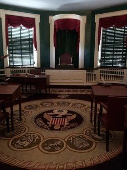 Congress room Independence Hall Philadelphia , Kevin C - December 2016