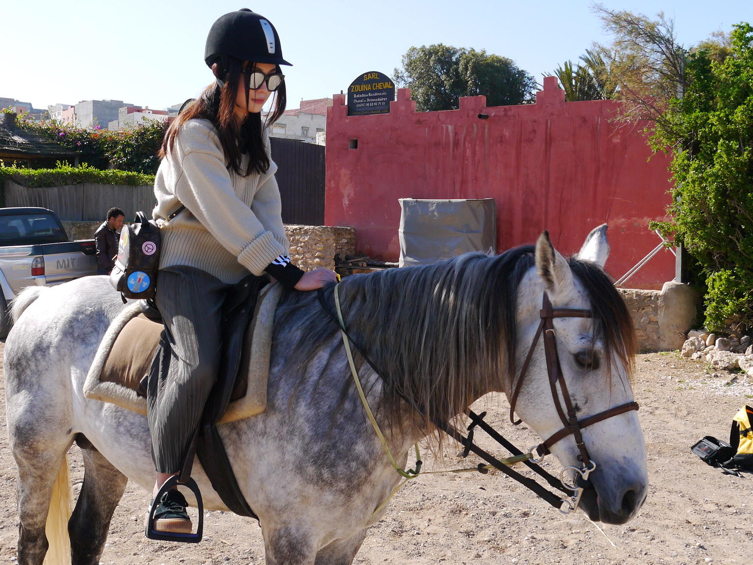 MAIS FOTOS, Horse Ride on the Beach in Essaouira