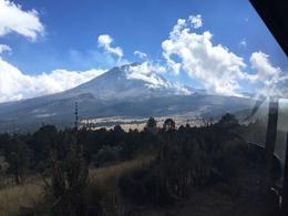 Ixtaccihuatl Volcano , Cheryl S - January 2017