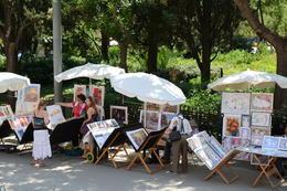Street vendors, Jeff - September 2013