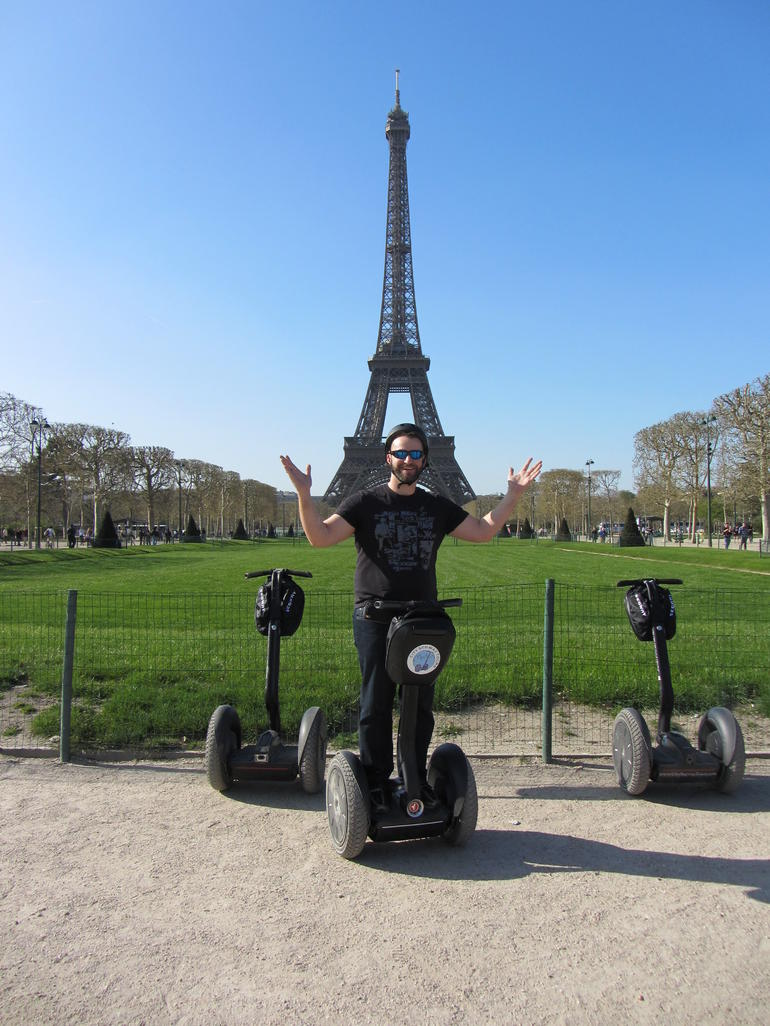 Brian_Segway - Paris