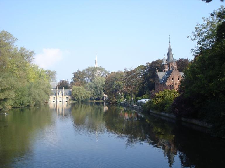 Bruges - Paris