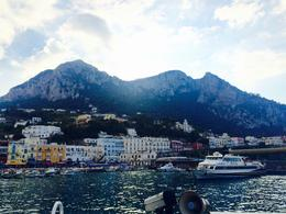 Amazing city of Capri., Nancy - October 2014