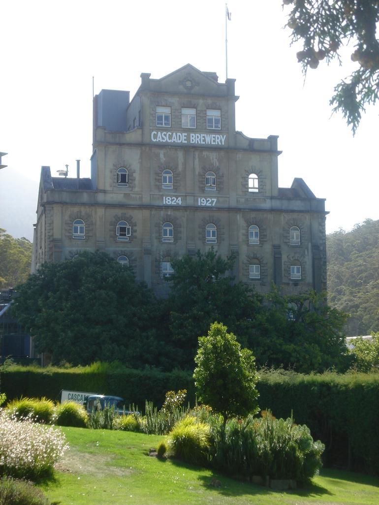 Cascade Brewery - Hobart