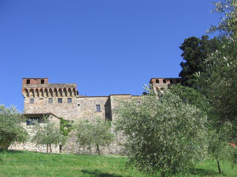 Castello Del Trebbio - Florence