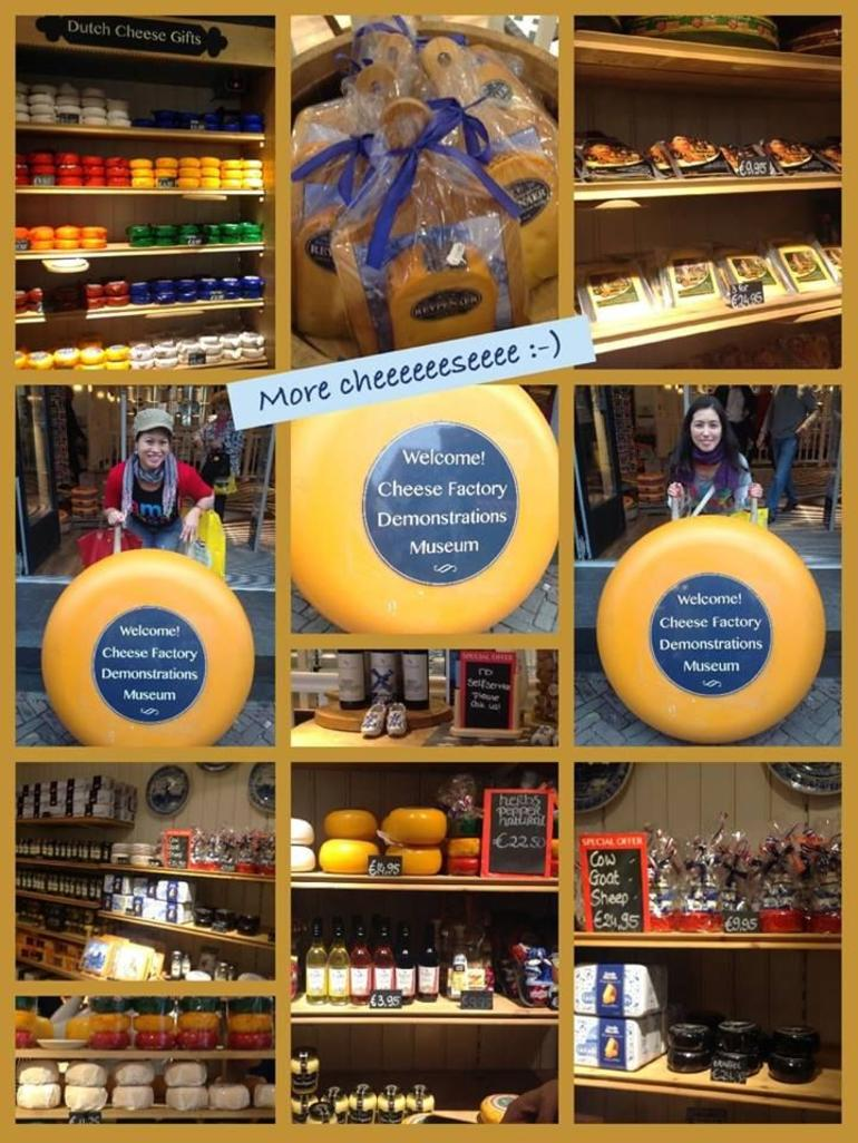 Cheese Factory Volendam - Amsterdam