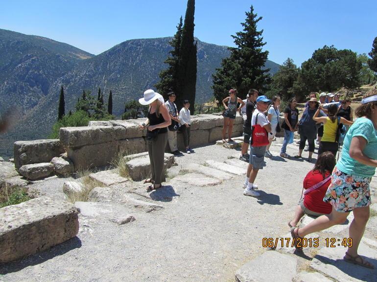 Delphi tour - Athens