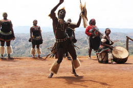 This was taken during a ritual dance of the Zulu. , Doc Nice - September 2015