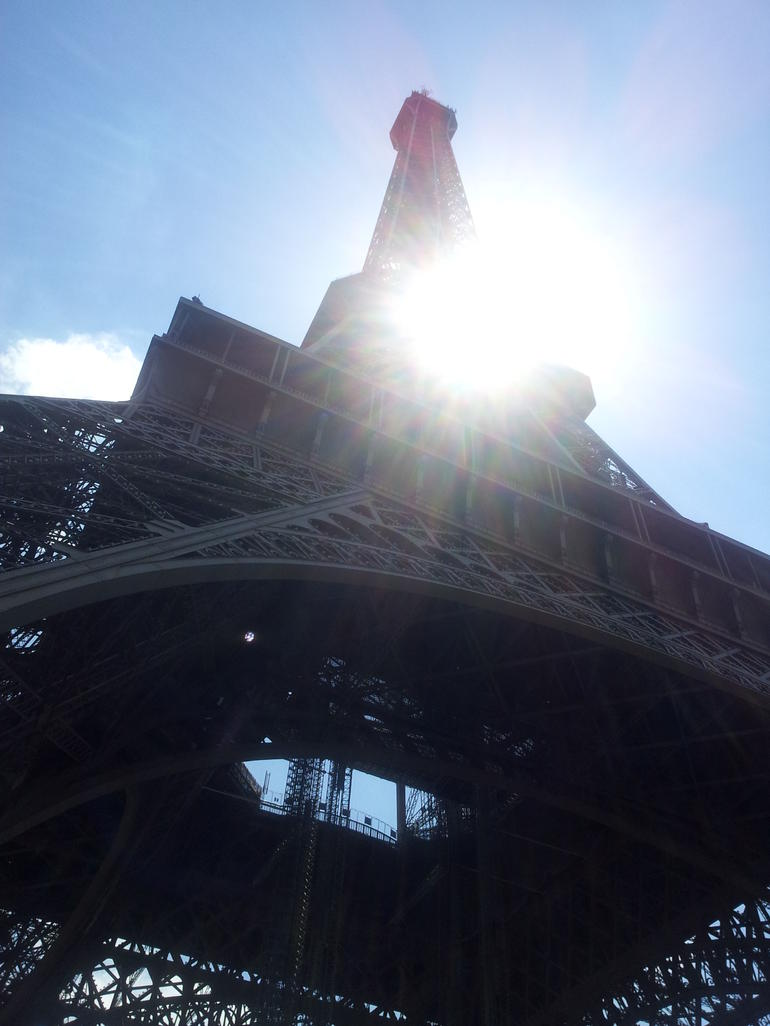 Eiffel Sun - London