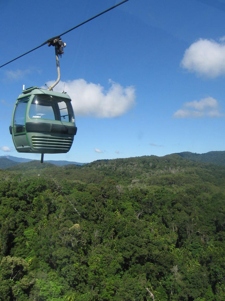 Kuranda SkyRail - Cairns & the Tropical North