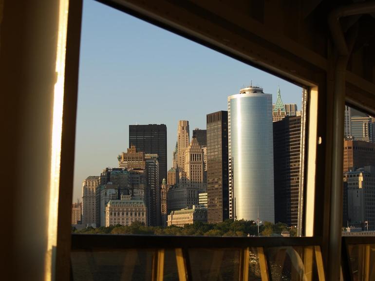 Manhattan - Battery Park Area - New York City