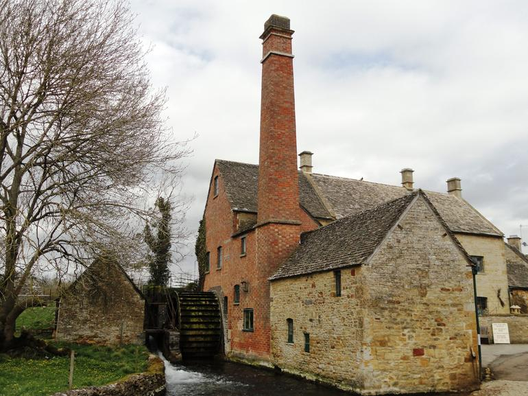 Mill in Lower Slaughter - London