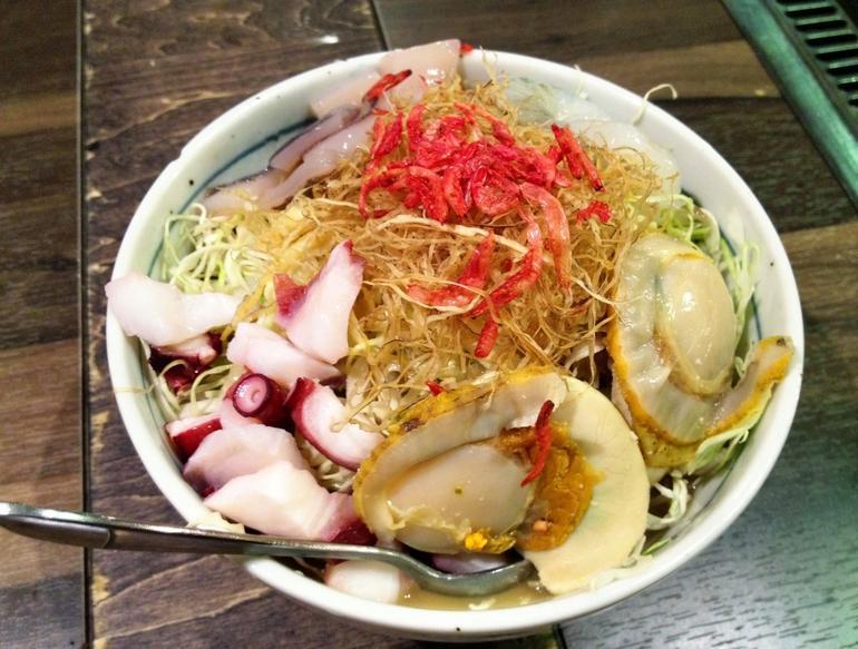 Pre-grilled Monjayaki Ingredients - Tokyo