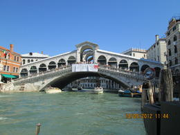 Rialto bridge , DAVID C - September 2012