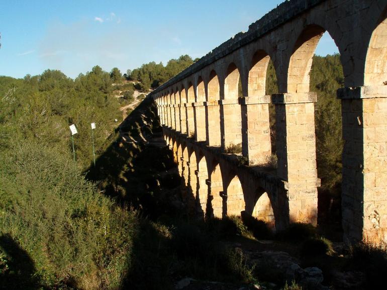 Roman Aqueduct - Barcelona