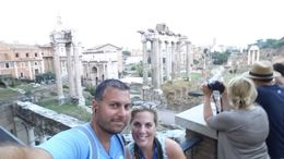 Roman Forum , Dana DeFranco D - November 2015
