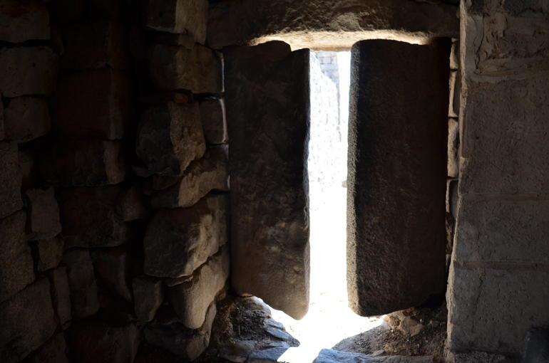 Roman stone doors - Amman