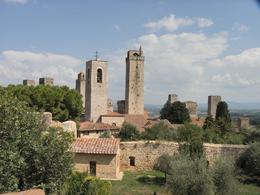 San Gimignano - August 2010