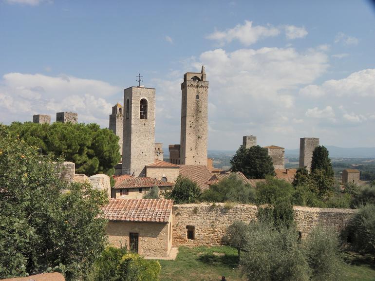 San Gimignano - Florence