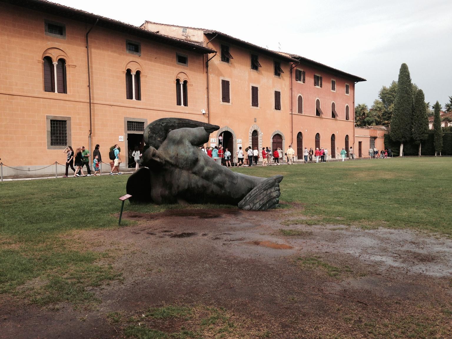 MÁS FOTOS, Recorrido a pie cultural por Pisa con entrada a la Torre inclinada