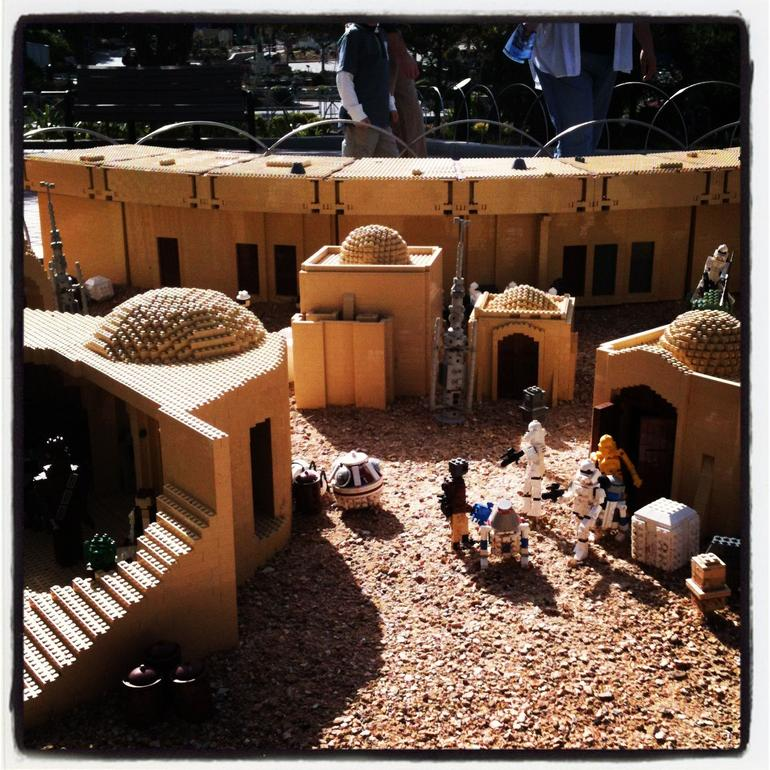 Star Wars Lego - San Diego