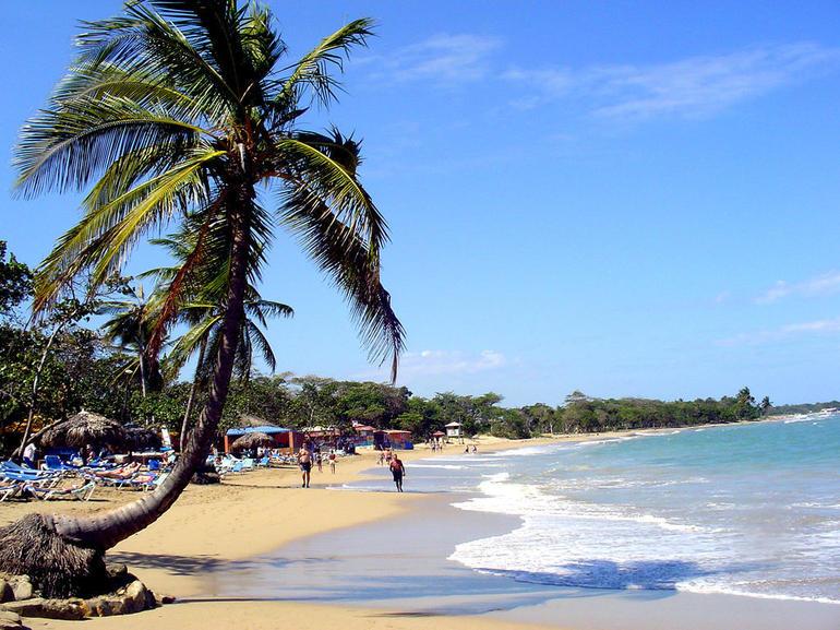 Strollin' the Playa Dorada (beach in Puerto Plata) - Puerto Plata