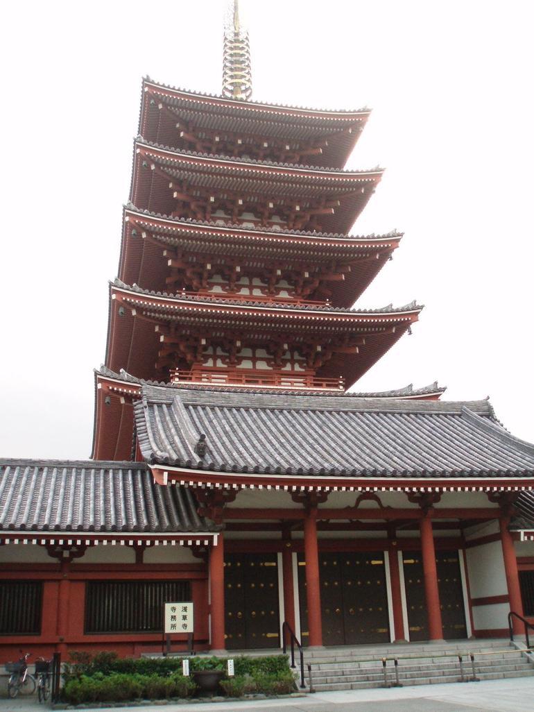 Asakusa Kannon Temple - Tokyo - Tokyo