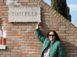 This sign is about the most interesting thing on Torcello! , kooka57 - April 2015