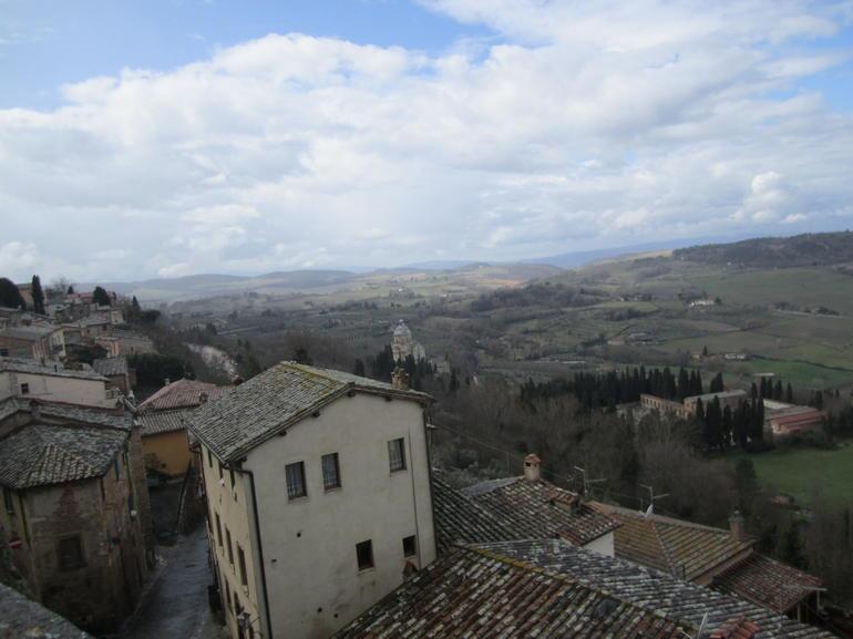 Tuscany - Rome