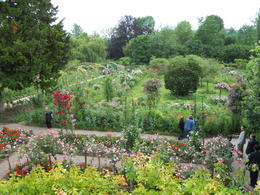 The gardens can be seen and photographed from Monet's house, though you are not allowed to take photos of anything inside. , Megan E - June 2012
