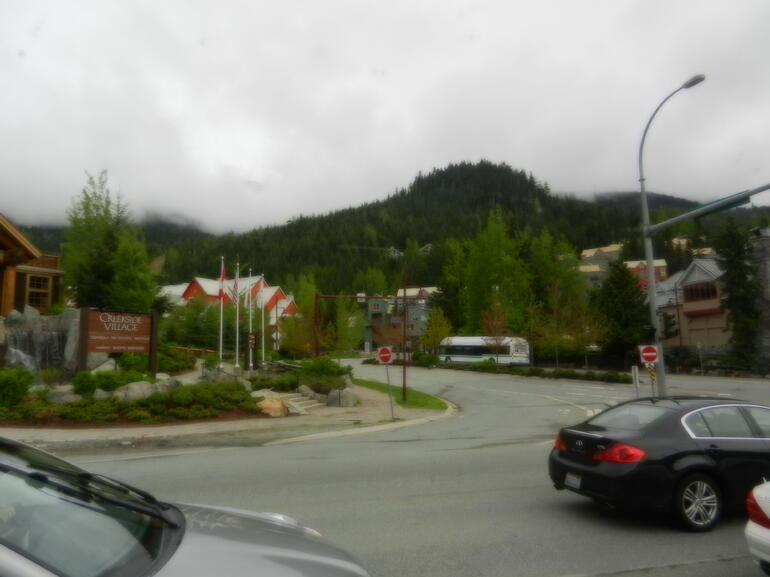 Whistler visit - Vancouver