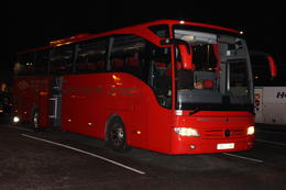 This was our bus for the coach. Thank you all :- , Urs F - December 2017