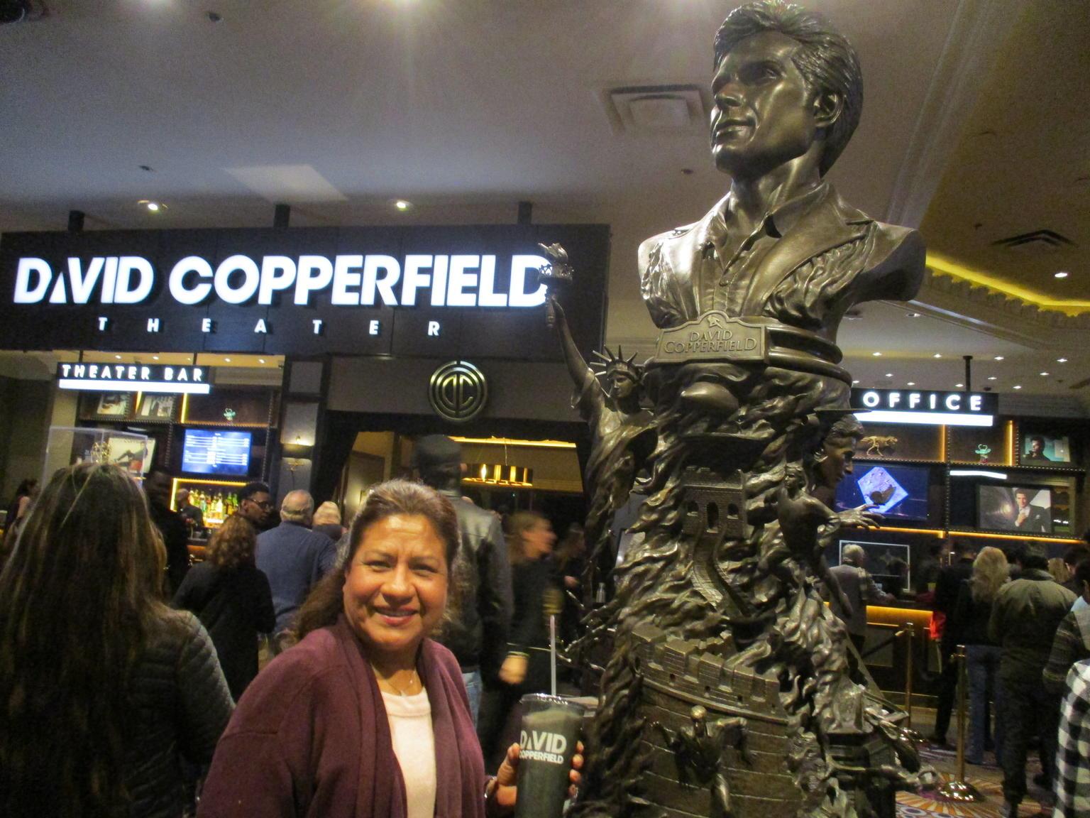 MÁS FOTOS, David Copperfield en Grand Hotel and Casino MGM