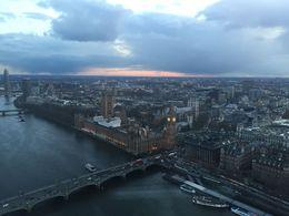 Vu panoramique du London Eyes , MARIE C - April 2016