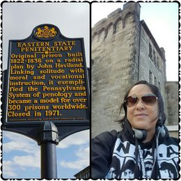 A must do in Philly. Bus drops u off right at the corner , Juanita G - November 2015