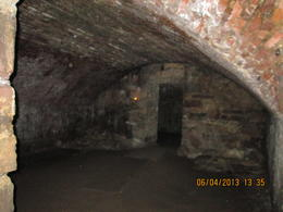 Underground historic Edinburgh. , Debra W - April 2013